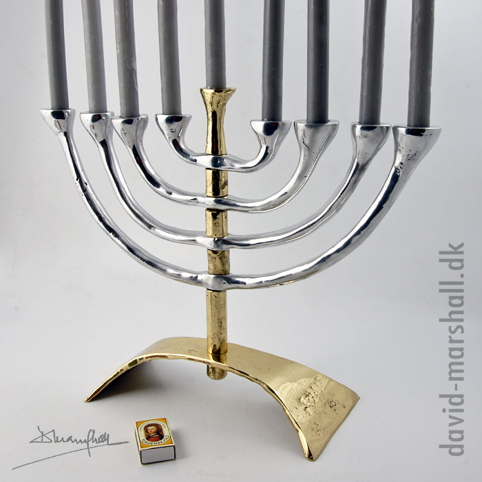Jødisk lysestage navn